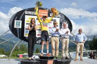 Tejay Van Garderen retrouve le maillot jaune
