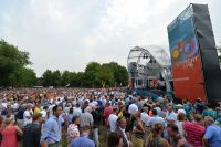 Utrecht reçoit la présentation des équipes du Tour 2015