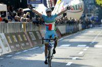 Vincenzo Nibali remporte son premier monument