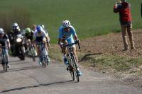 Vincenzo Nibali à l'attaque sur l'Amstel Gold Race