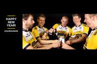 Les voeux du Team LottoNL-Jumbo