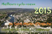 Les voeux d'Ardèche Porte Sud