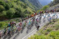 La Vuelta dans les Asturies
