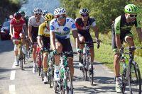 Omar Fraile meilleur grimpeur de la Vuelta