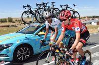 Fabio Aru et Tom Dumoulin : le bras de fer de la Vuelta