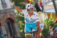 Fabio Aru conquiert la Vuelta