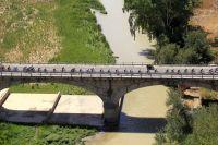 Le franchissement d'un pont