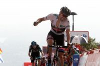 Tom Dumoulin devance Chris Froome