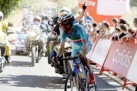 Vincenzo Nibali est exclu du Tour d'Espagne