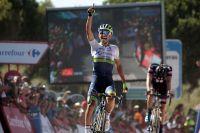 Esteban Chaves vainqueur