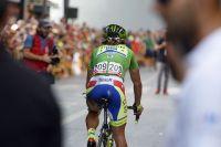 Peter Sagan tourne le dos à la Vuelta