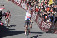 Auteur de la course parfaite, Zdenek Stybar triomphe sur les Strade Bianche
