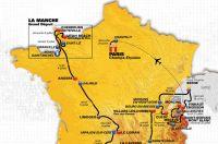 Les profils du Tour de France 2016