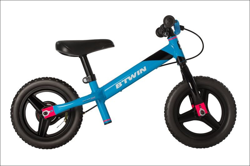 b'Twin RunRide 520