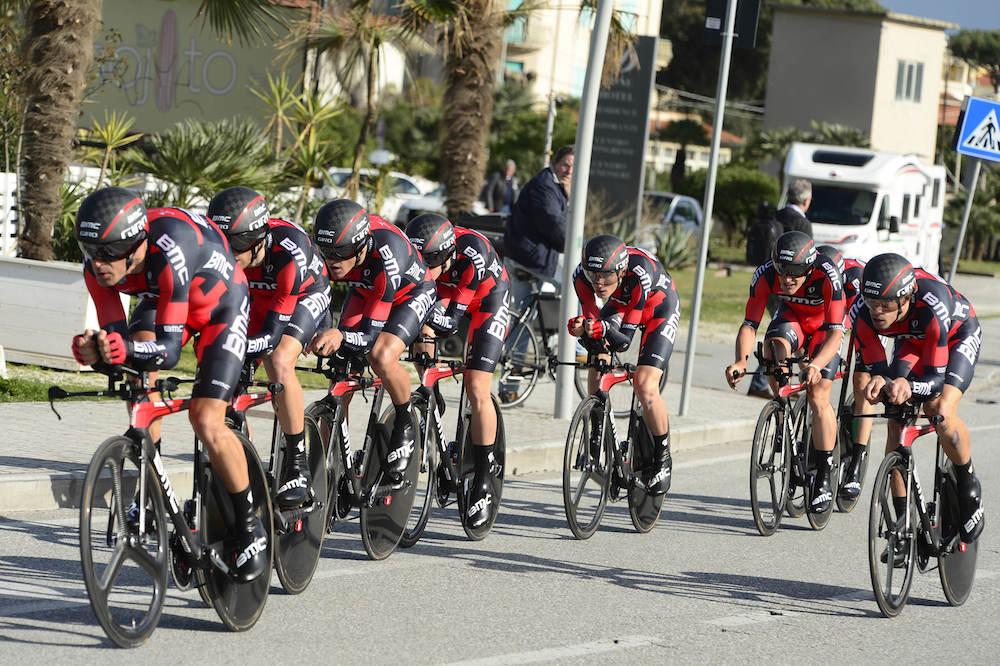 L'équipe BMC Racing Team s'impose en spécialiste