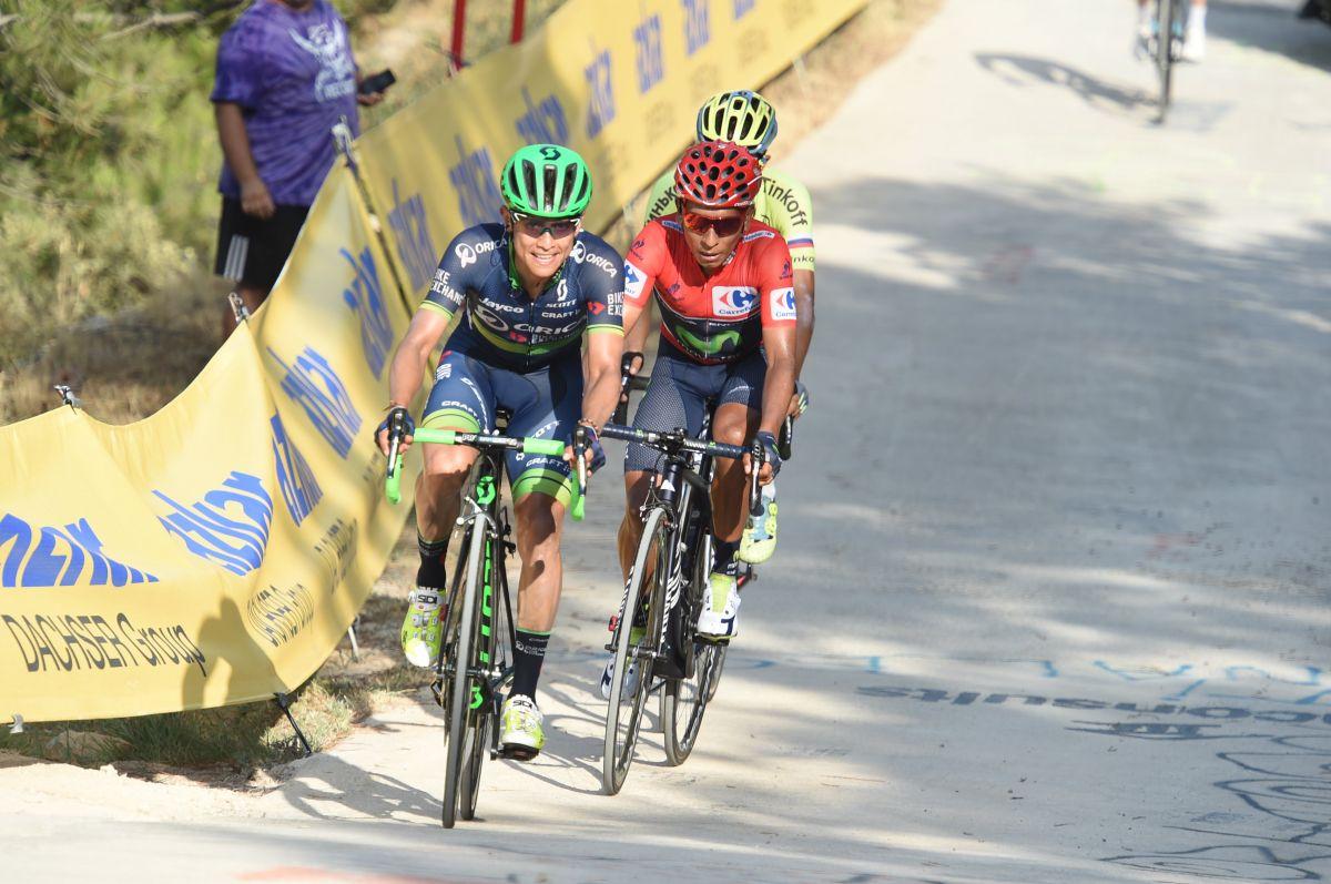 Chaves, Quintana, Contador