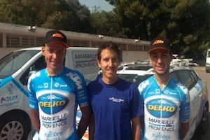 Delko Marseille Provence KTM annonce ses stagiaires