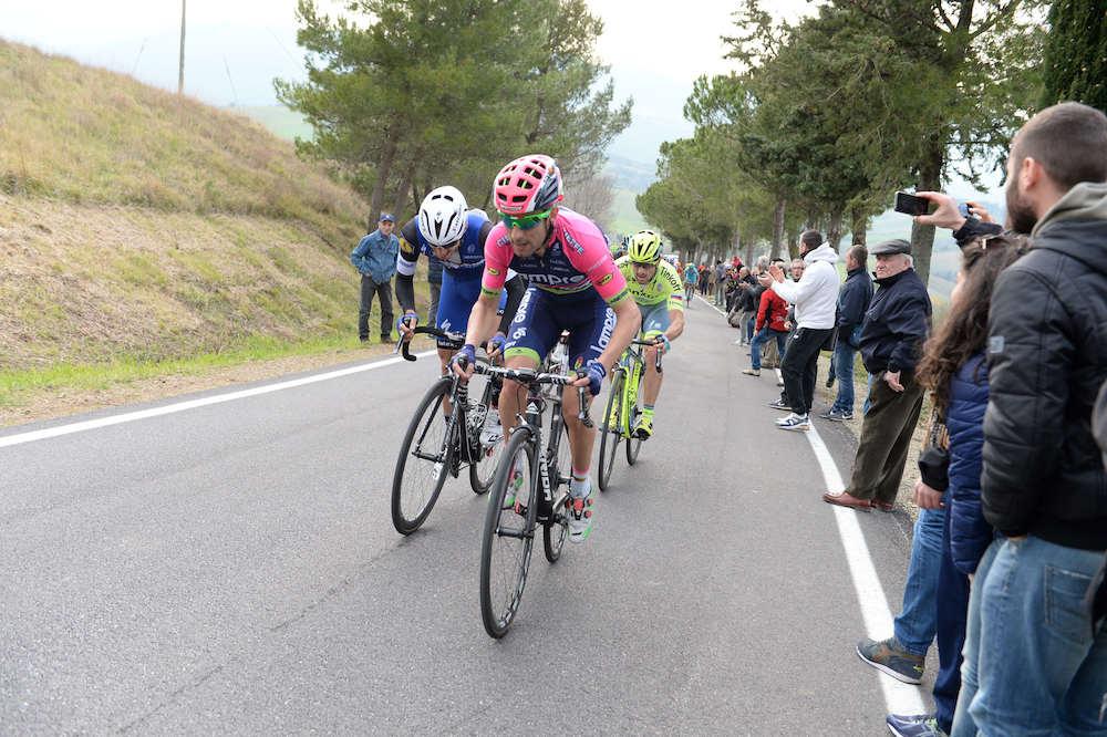 Diego Ulissi passe à l'attaque