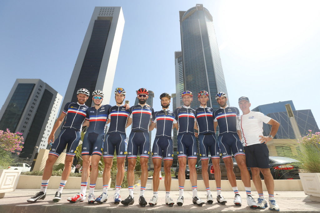 Equipe de France Doha