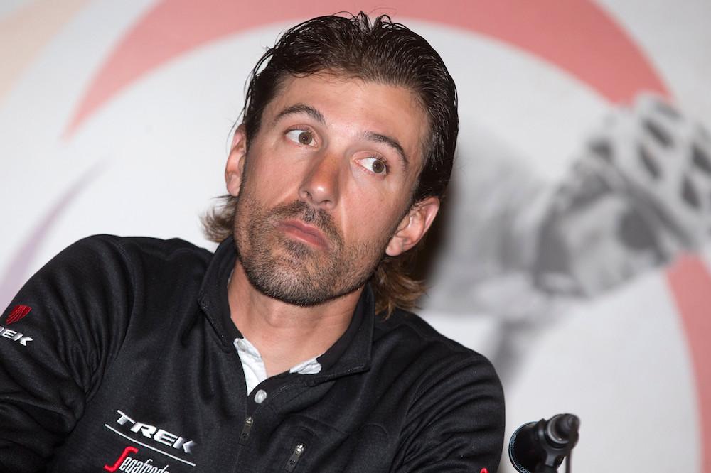 Fabian Cancellara disputera son dernier Milan-San Remo