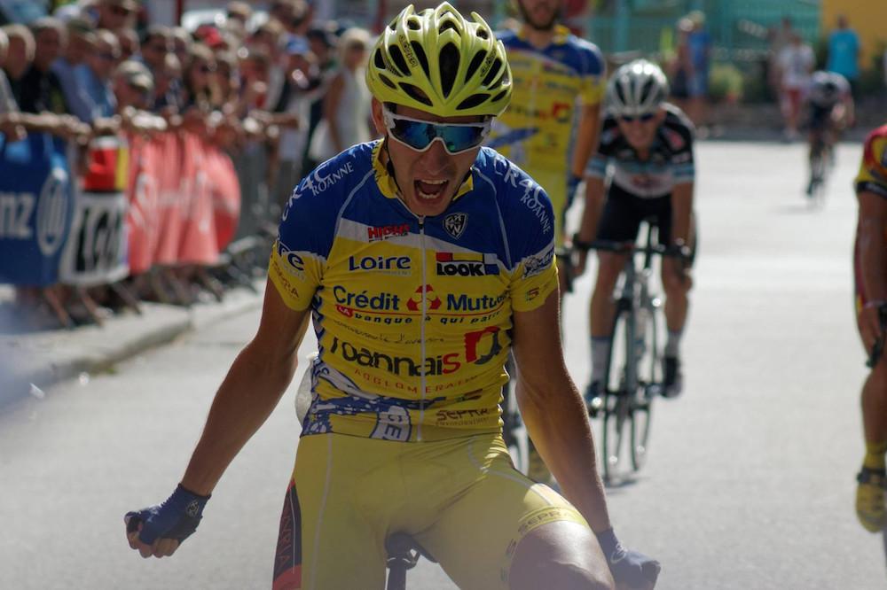 Geoffrey Bouchard remporte le GP de Cours-la-Ville