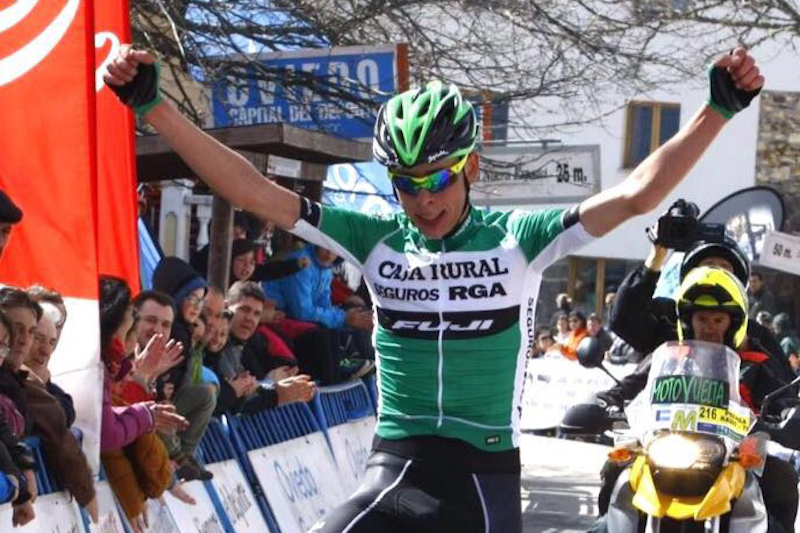 Hugh Carty s'impose au Tour des Asturies