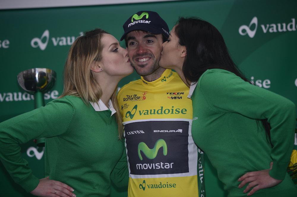 Ion Izagirre, premier maillot jaune du Tour de Romandie