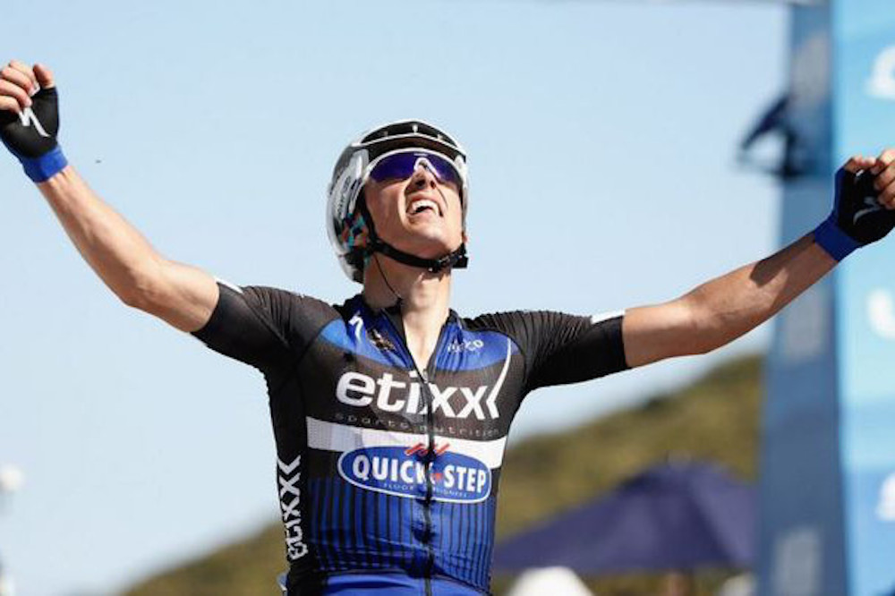 Julian Alaphilippe s'impose au Tour de Californie