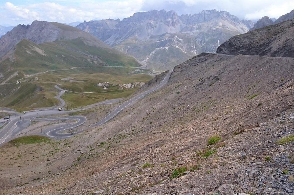 Haute route des alpes le v lo est incroyable actualit for Haute route des alpes