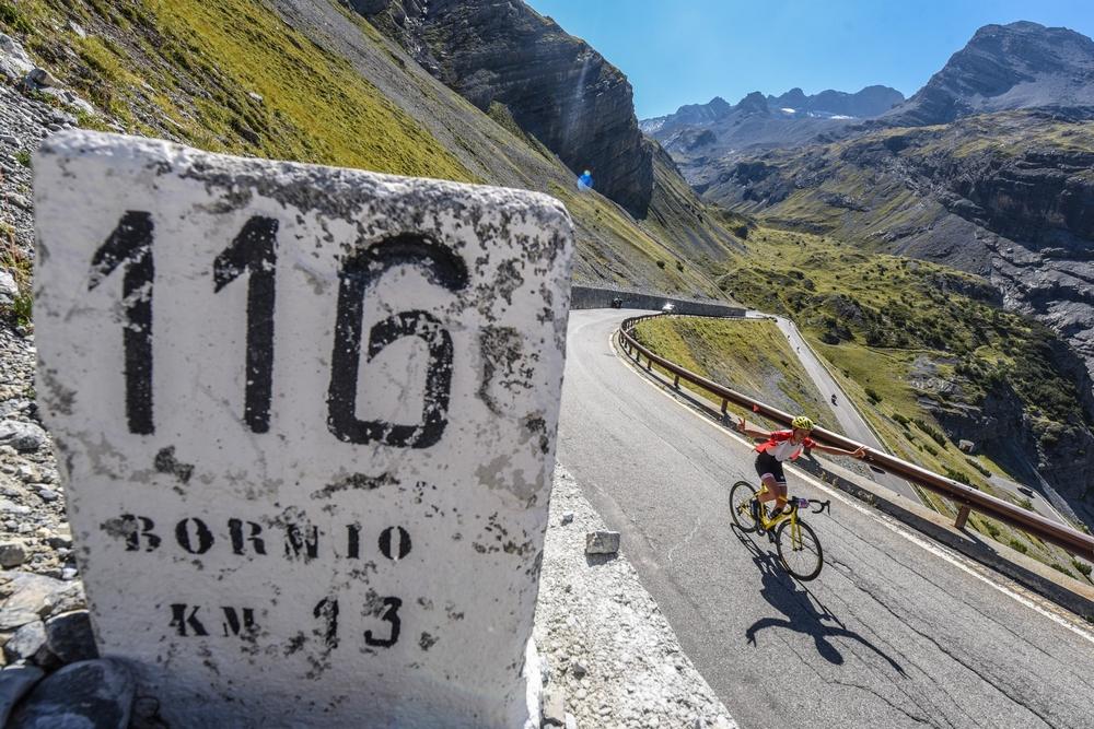 La Haute Route traverse les Dolomites