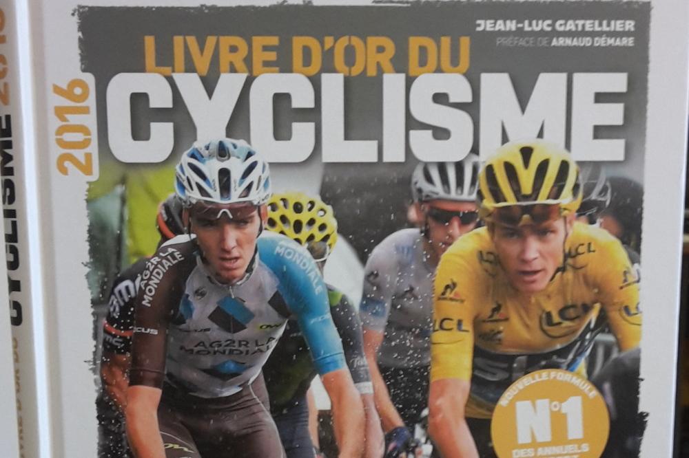 Le livre d'or du cyclisme 2016