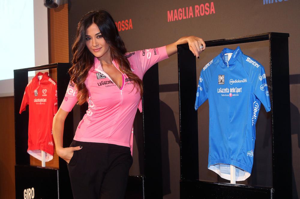 Les maillots du Tour d'Italie