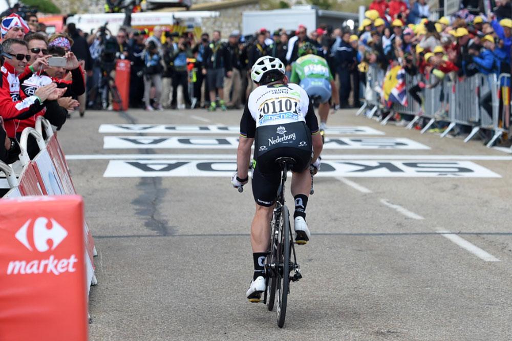 Mark Cavendish, dossard 101 du Tour 2016