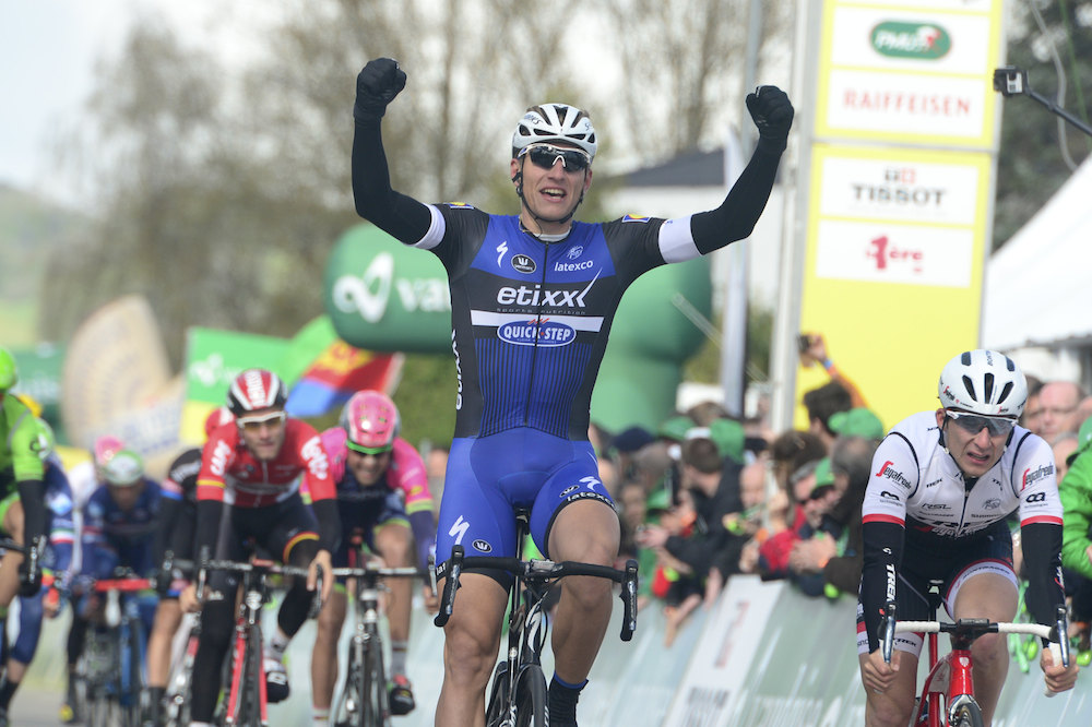 Marcel Kittel saisit sa chance au Tour de Romandie