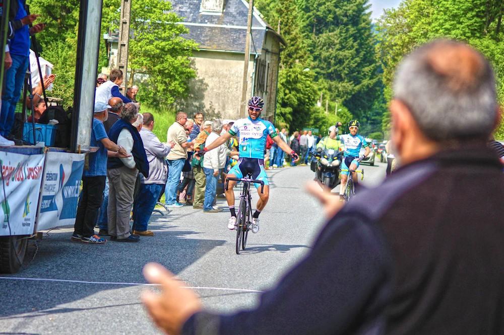 Marc Staelen s'empare du titre au Limousin