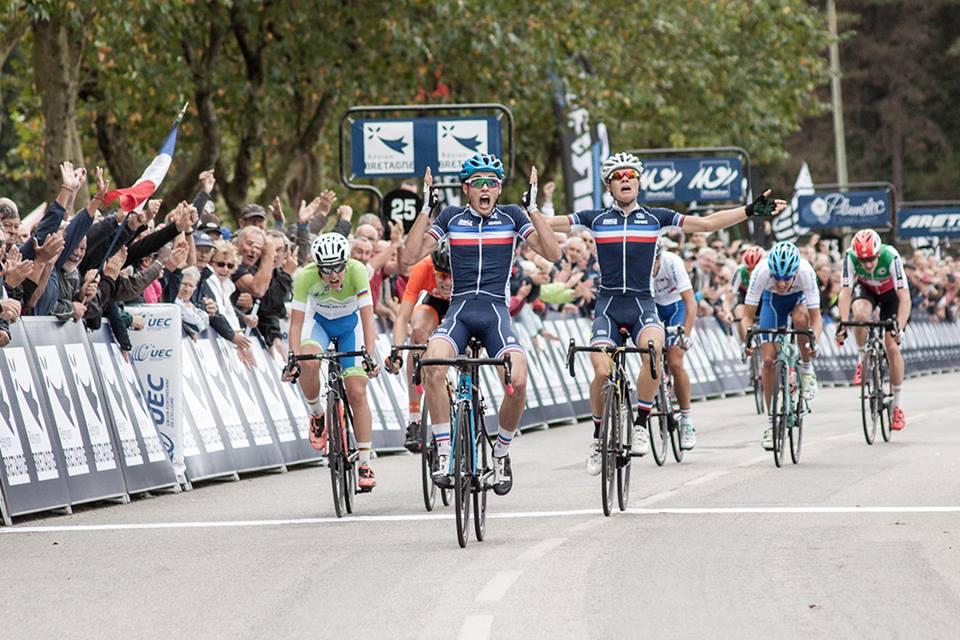 Nicolas Malle champion europe