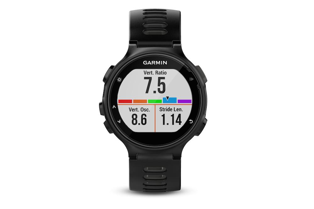 La montre Garmin Forerunner 735XT