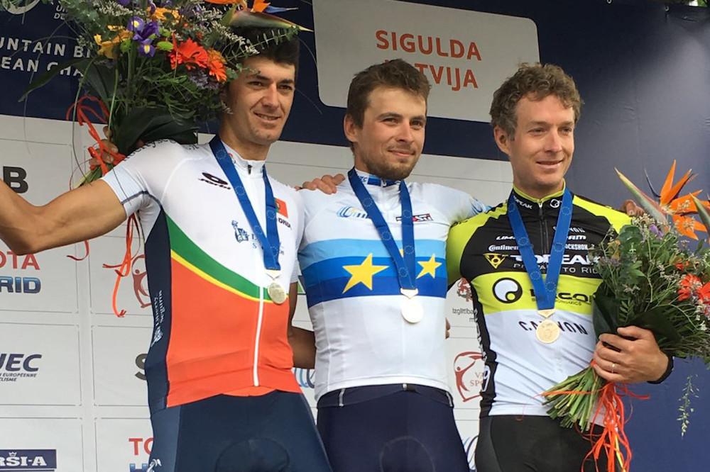 Peeter Pruus s'empare du titre européen