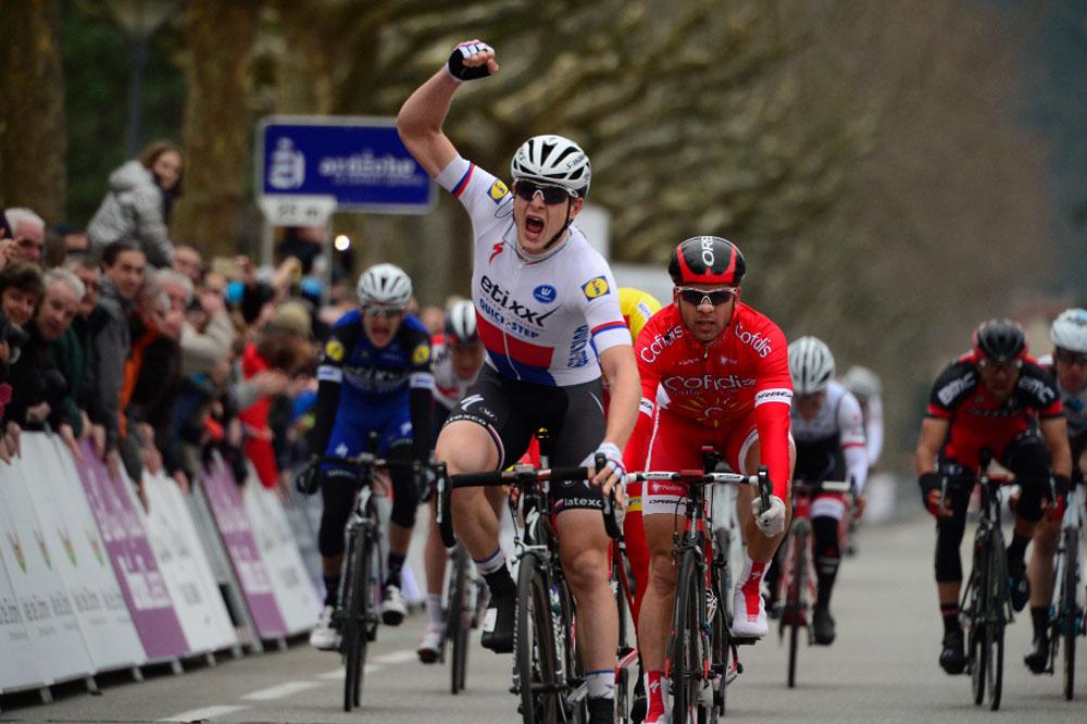 Petr Vakoc en impose sur la Classic Sud Ardèche