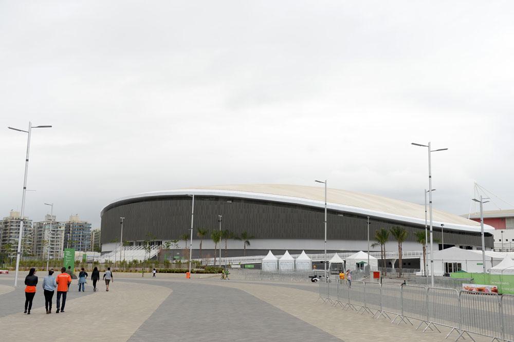 Le Vélodrome Olympique de Rio