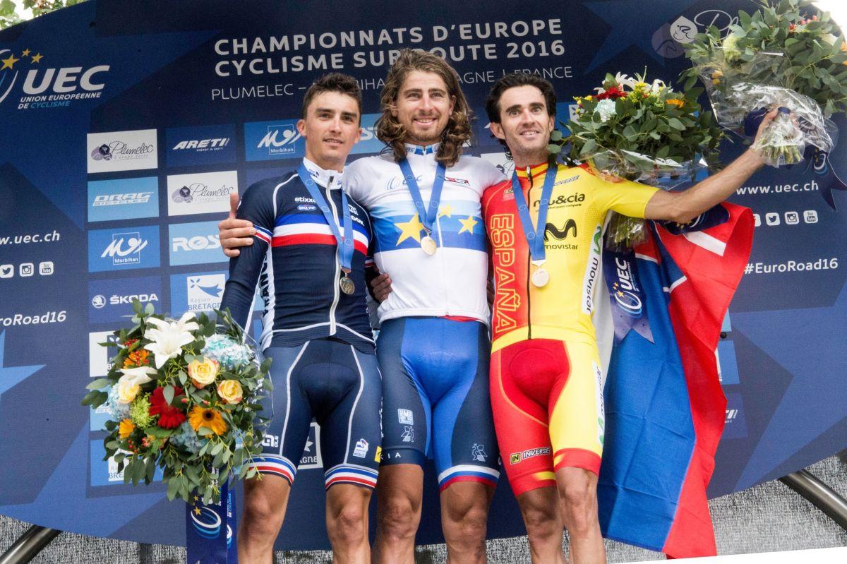 Sagan champion d'europe