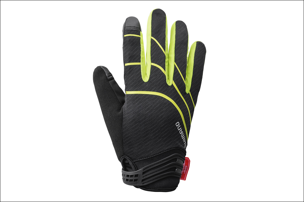 Gants Shimano Windstopper Insulated