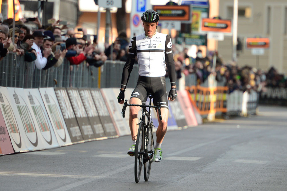 Steve Cummings gagne son étape sur Tirreno