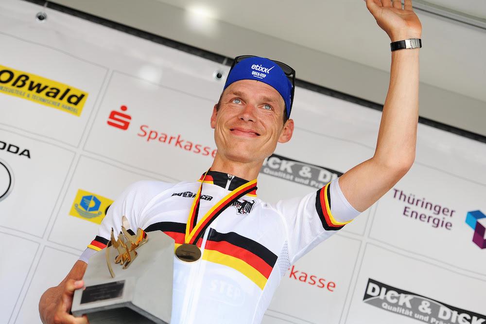 Tony Martin sacré champion d'Allemagne
