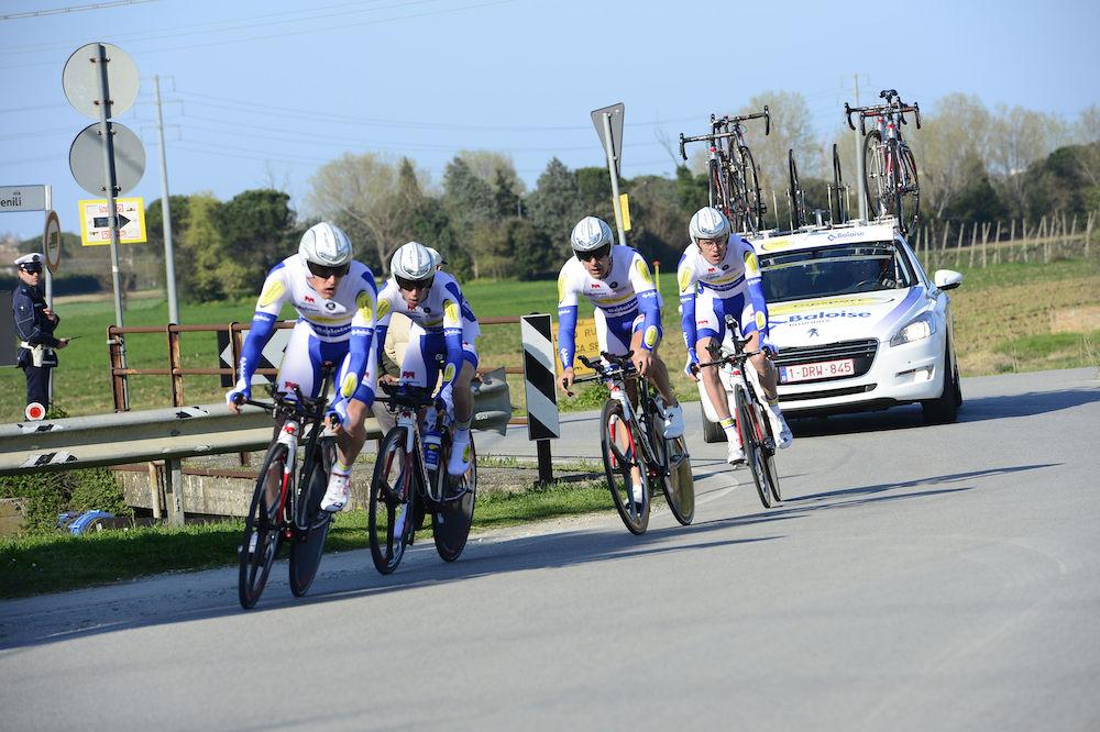 Les Topsport Vlaanderen-Baloise
