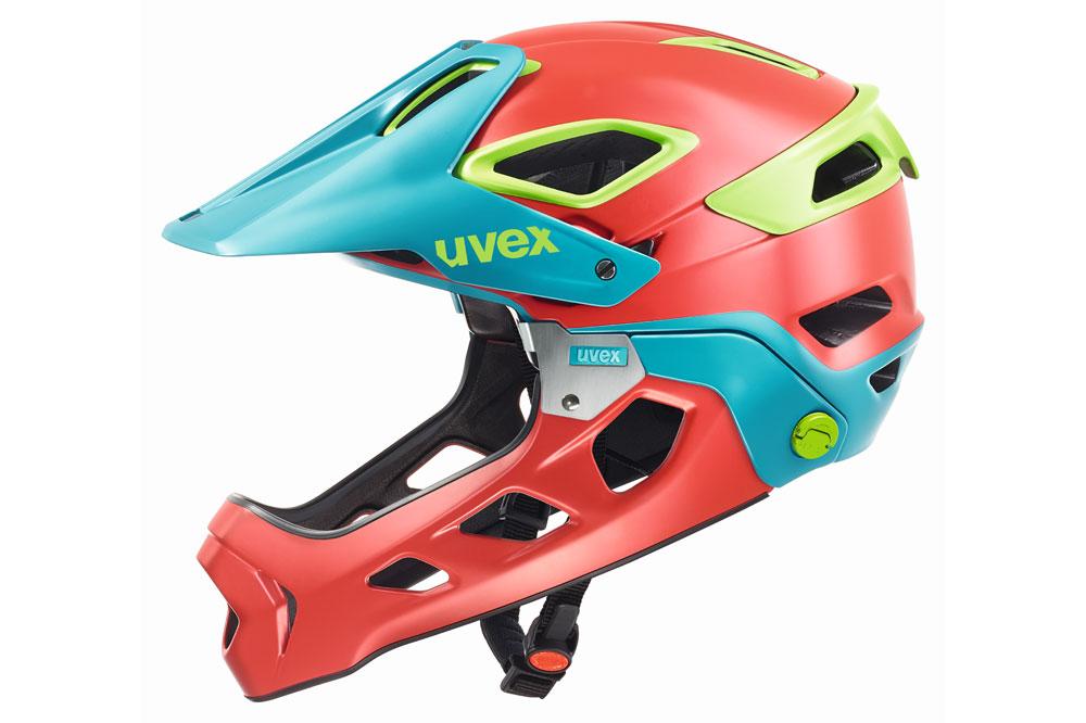 Le casque Uvex Jakkyl hde