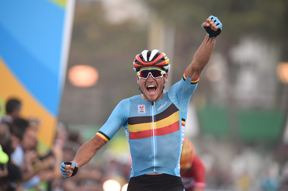 Van Avermaet Champion Olympique