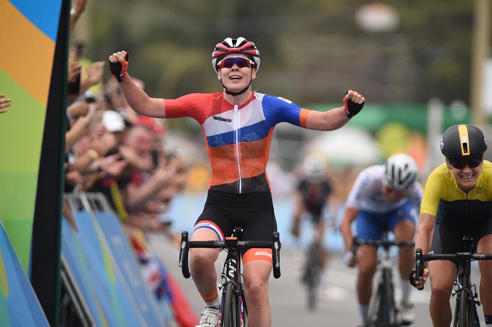 Van der Breggen championne olympique