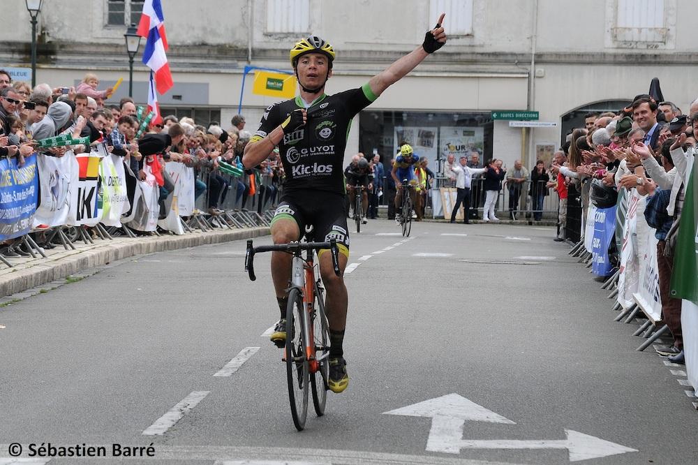 Valentin Madouas remporte la dernière étape