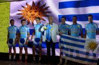 La sélection uruguayenne